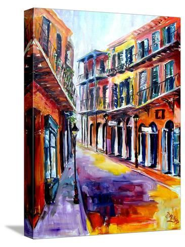 French Quarter Spell-Diane Millsap-Stretched Canvas Print