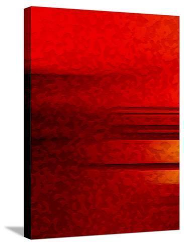 Line Break One-Ruth Palmer-Stretched Canvas Print