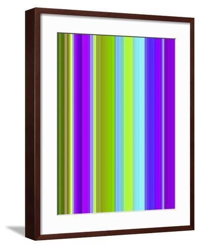 Shield of Color-Ruth Palmer-Framed Art Print