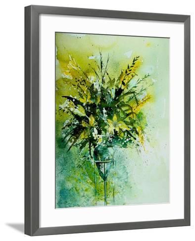 Watercolor 120406-Pol Ledent-Framed Art Print