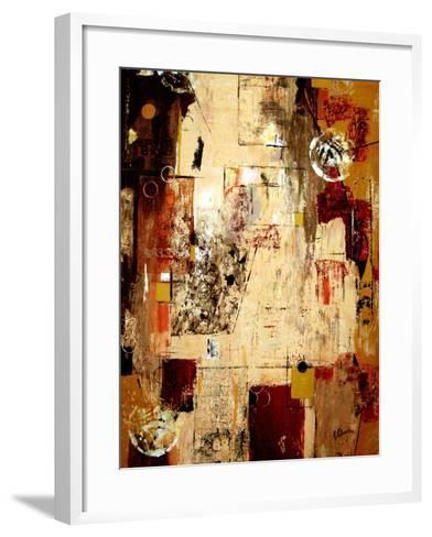 Fractions-Ruth Palmer-Framed Art Print