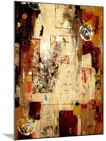 Fractions-Ruth Palmer-Mounted Art Print