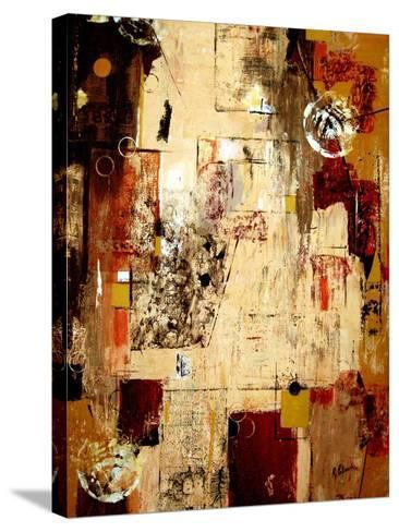 Fractions-Ruth Palmer-Stretched Canvas Print