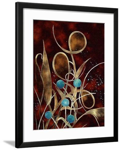 Curly Plant-Ruth Palmer-Framed Art Print