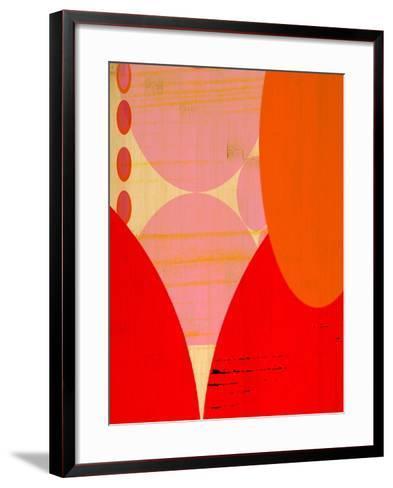 Urban Dew I-Ricki Mountain-Framed Art Print