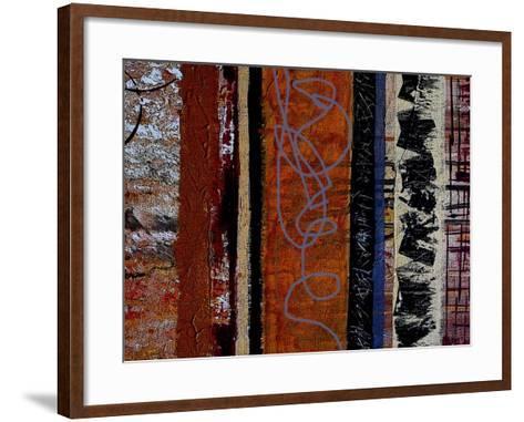 Full Of Surprises-Ruth Palmer-Framed Art Print