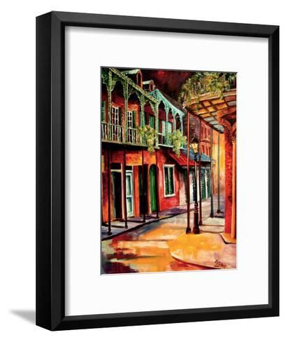 Escape To New Orleans-Diane Millsap-Framed Art Print
