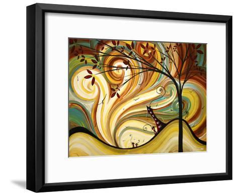 Out West-Megan Aroon Duncanson-Framed Art Print