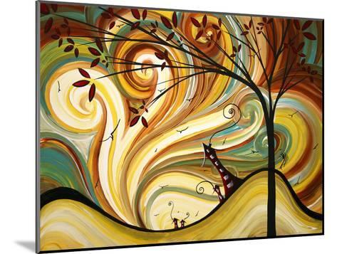 Out West-Megan Aroon Duncanson-Mounted Art Print