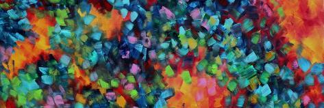 Color Blast-Megan Aroon Duncanson-Stretched Canvas Print