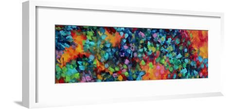 Color Blast-Megan Aroon Duncanson-Framed Art Print