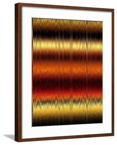 Autumnal Colors 3-Ruth Palmer-Framed Art Print