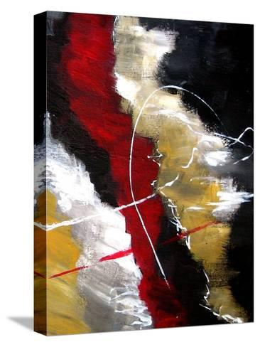 Red Passion-Ruth Palmer-Stretched Canvas Print