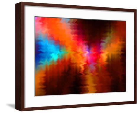 Across The Airwaves-Ruth Palmer-Framed Art Print