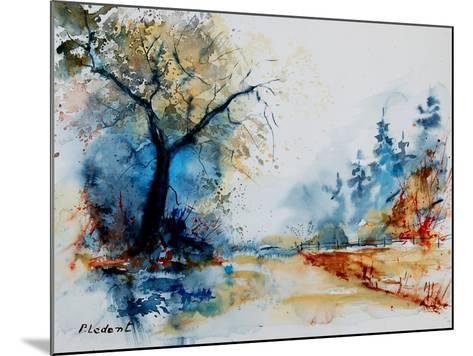 Watercolor 2407062-Pol Ledent-Mounted Art Print