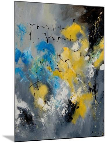 Abstract 569070-Pol Ledent-Mounted Art Print