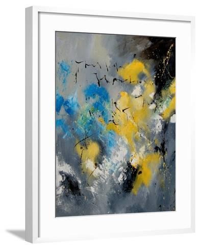 Abstract 569070-Pol Ledent-Framed Art Print