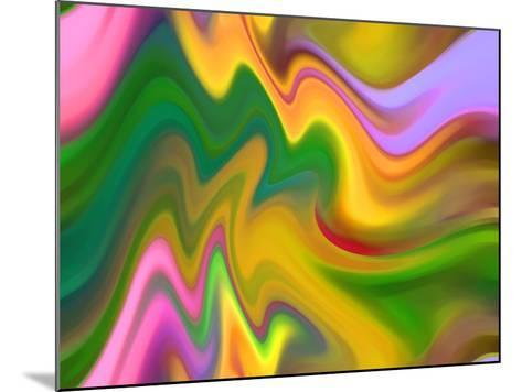 Color Sensations-Ruth Palmer-Mounted Art Print