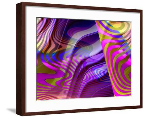 Crazy Busy-Ruth Palmer-Framed Art Print