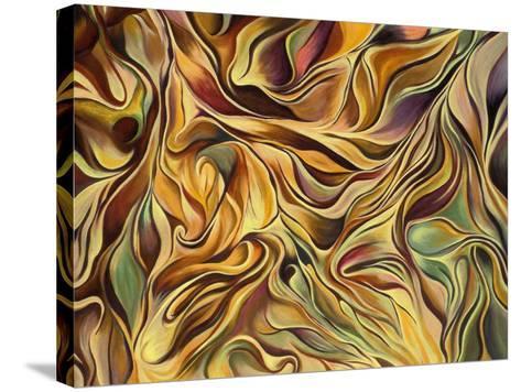 Spirit in Motion-Hyunah Kim-Stretched Canvas Print
