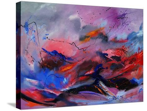 Abstract 978011-Pol Ledent-Stretched Canvas Print