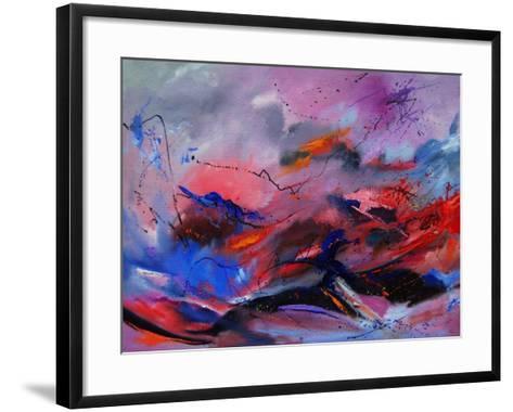 Abstract 978011-Pol Ledent-Framed Art Print