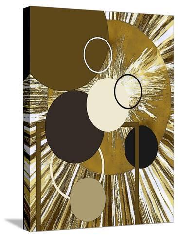 Coffee Break-Ruth Palmer-Stretched Canvas Print