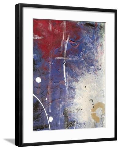 2 Urban Texture 2-Jan Weiss-Framed Art Print