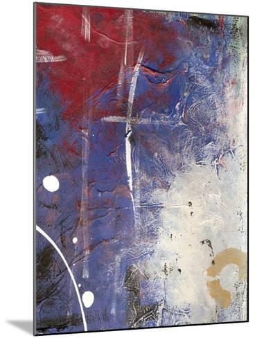 2 Urban Texture 2-Jan Weiss-Mounted Art Print