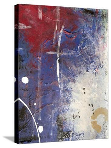 2 Urban Texture 2-Jan Weiss-Stretched Canvas Print