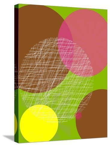 123-Ricki Mountain-Stretched Canvas Print
