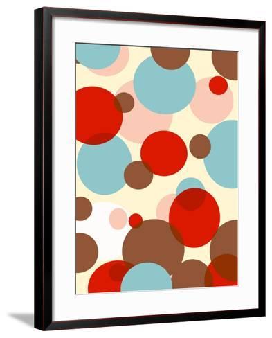 Acme Junk Yard I-Ricki Mountain-Framed Art Print