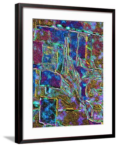 Climbing-Ruth Palmer-Framed Art Print