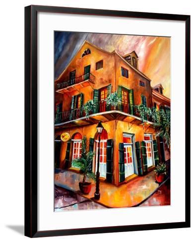 Big Easy Sunset-Diane Millsap-Framed Art Print