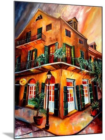 Big Easy Sunset-Diane Millsap-Mounted Art Print