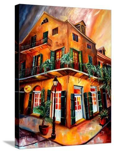 Big Easy Sunset-Diane Millsap-Stretched Canvas Print