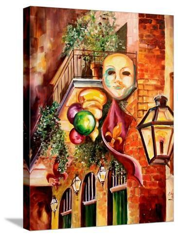 Mardi Gras Night-Diane Millsap-Stretched Canvas Print