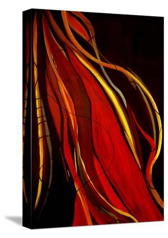 Black Beauty-Ruth Palmer-Stretched Canvas Print