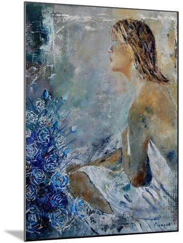 Roses and Dreaming-Pol Ledent-Mounted Art Print