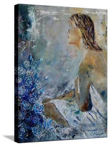 Roses and Dreaming-Pol Ledent-Stretched Canvas Print