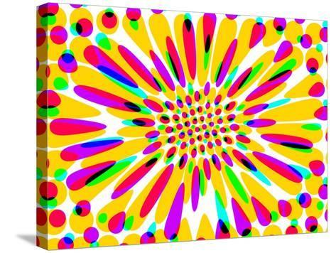 Just a Little More Color Please-Ruth Palmer-Stretched Canvas Print