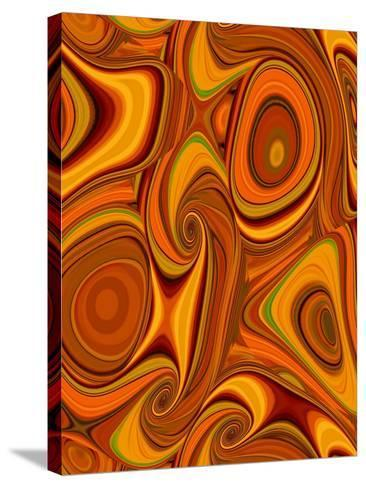 Citrus Kissed-Ruth Palmer-Stretched Canvas Print