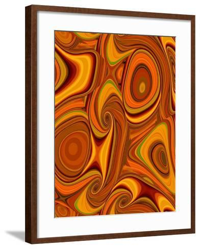 Citrus Kissed-Ruth Palmer-Framed Art Print