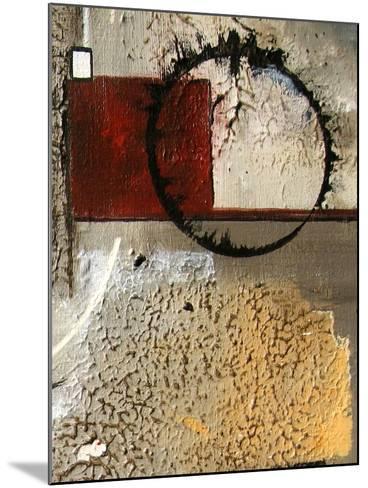 Nature Wall Two-Ruth Palmer-Mounted Art Print