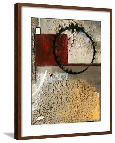 Nature Wall Two-Ruth Palmer-Framed Art Print