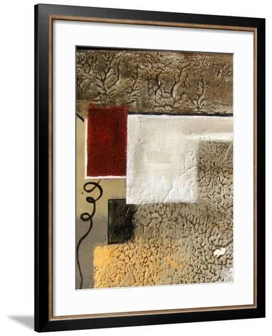 Nature Wall One-Ruth Palmer-Framed Art Print