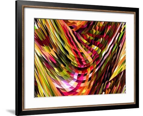 Masquerade II-Ruth Palmer-Framed Art Print