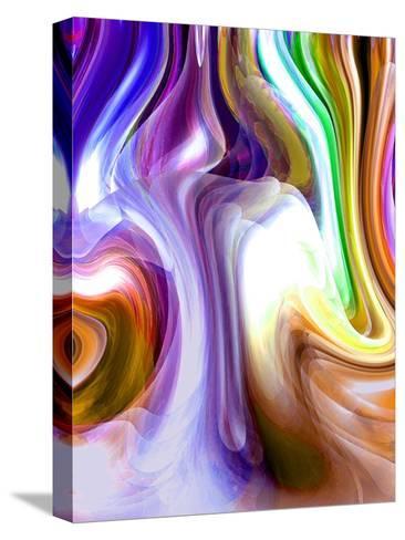 Gossamer Games III-Ruth Palmer-Stretched Canvas Print