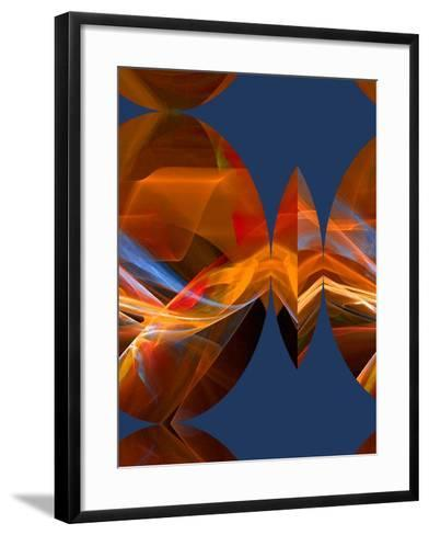 Squeezed-Ruth Palmer-Framed Art Print