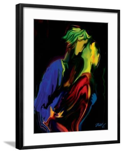Slow Dance-Rabi Khan-Framed Art Print